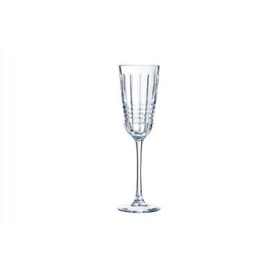 Rendez-vous Champagneglas 17cl Set 6  Cristal d'Arques