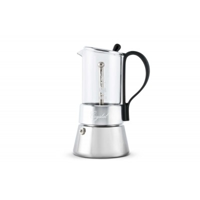 CRYSTAL INDUCTIE KOFFIEKAN 4T Bialetti