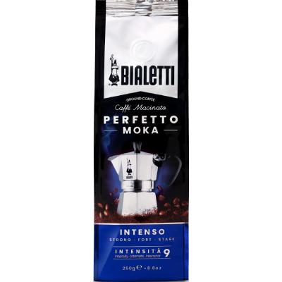 PERFETTO MOKA INTENSO KOFFIE 250GR  Bialetti