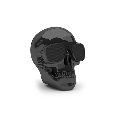 AeroSkull XS Chrome Black Jarre
