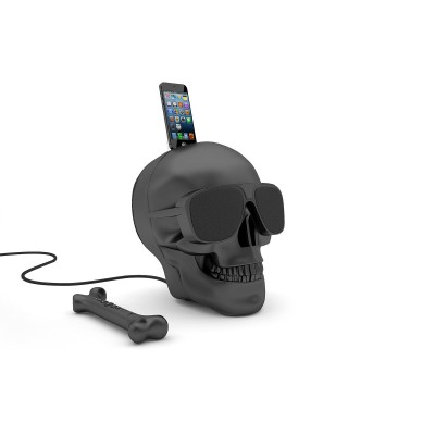 AeroSkull HD+ Matt Black Jarre