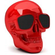 AeroSkull XS+ Glossy Red
