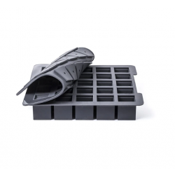 Pixcake Slicone blokjesmaker 25 Pixmoule