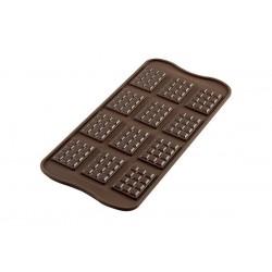 Tablet vorm  voor chocolade