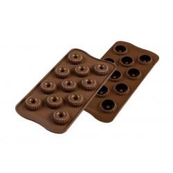 Choco crown vorm  voor chocolade