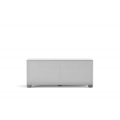Mobile tv 12040F tv stand 120x40cm textiel wit  Meliconi