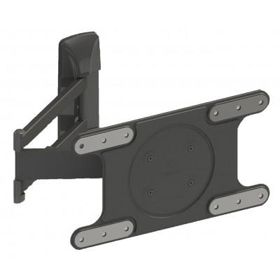 OLED SDR TV muurbeugel voor 40-82 inch TV's zwart  Meliconi