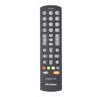 Control TV.1 universele afstandsbediening voor tv zwart
