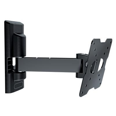 "Flatstyle ER100 wendbare muurbeugel 14-25"" zwart  Meliconi"