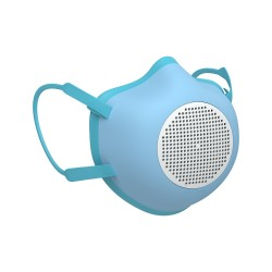 Eco Mask Mondmasker Blauw (incl 4 filters)
