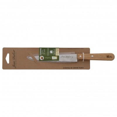 Keukenmes met handvat uit eikenhout PEFC® 17cm  Jean Dubost