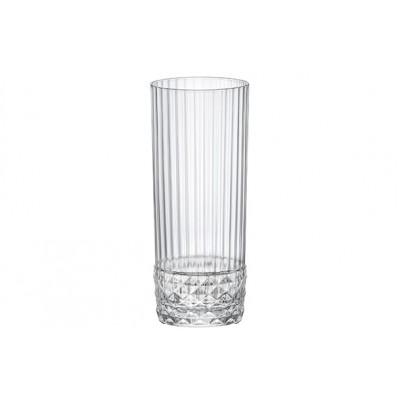 America's Longdrinkglas Set4 40cl