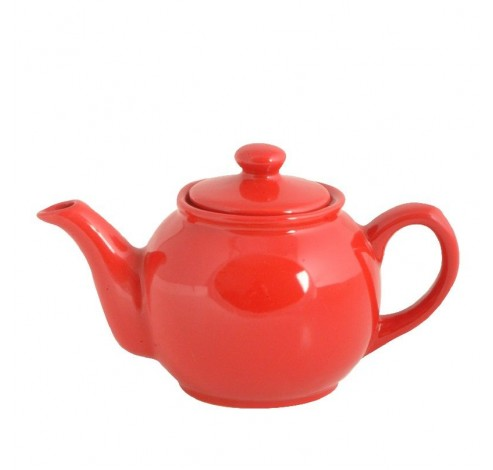 2-kops theepot rood 450ml  Price & Kensington