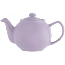 2-kops theepot glanzend lavendel  Price & Kensington