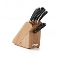 Signature Compact messenblok met 4 messen en keukenschaar