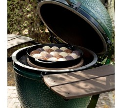 Wooden EGG Mates Medium Big Green Egg