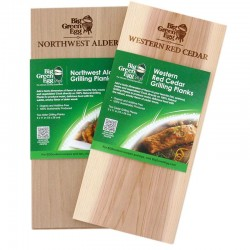 Alder Grilling Planks Big Green Egg