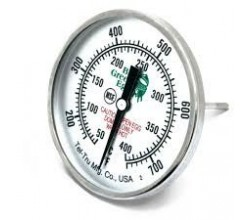 Temperature Gauge XXL, XL, L Big Green Egg