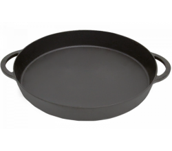 Cast Iron Skillet voor 2XL, XLarge, Large Big Green Egg
