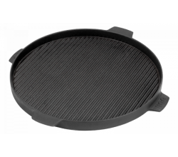Cast Iron Plancha Small Big Green Egg
