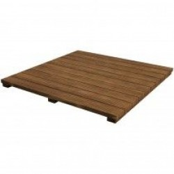 Acacia wood insert