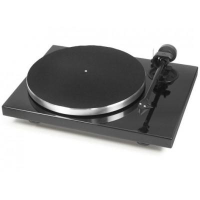 1Xpression Carbon Classic Zwart Pro-Ject