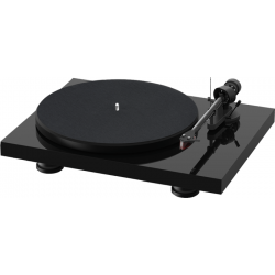 Debut Carbon EVO Zwart + 2M Red  Pro-Ject