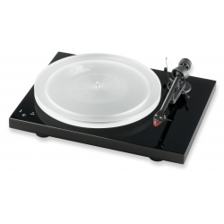 Debut Carbon RecordMaster Hires Zwart + 2M Red  Pro-Ject