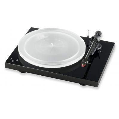 Debut Carbon RecordMaster Hires Zwart + 2M Red