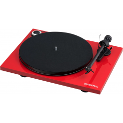 Essential III Digital Rood + OM 10  Pro-Ject
