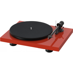 Debut Carbon EVO Rood + 2M Red  Pro-Ject