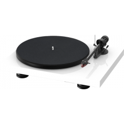Debut Carbon EVO Wit + 2M Red  Pro-Ject