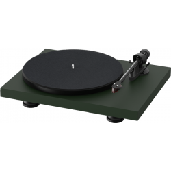 Debut Carbon EVO Groen + 2M Red  Pro-Ject