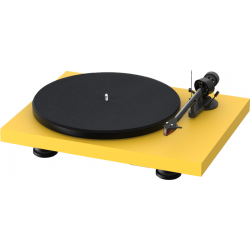 Debut Carbon EVO Geel + 2M Red  Pro-Ject