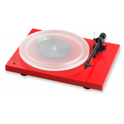Debut Carbon RecordMaster Hires Rood + 2M Red  Pro-Ject