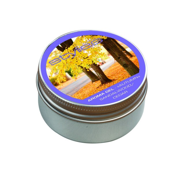 Aromagel Sandelwood/Cedar - Autumn Stylies