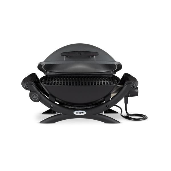 Q 1400 elektrische barbecue donkergrijs