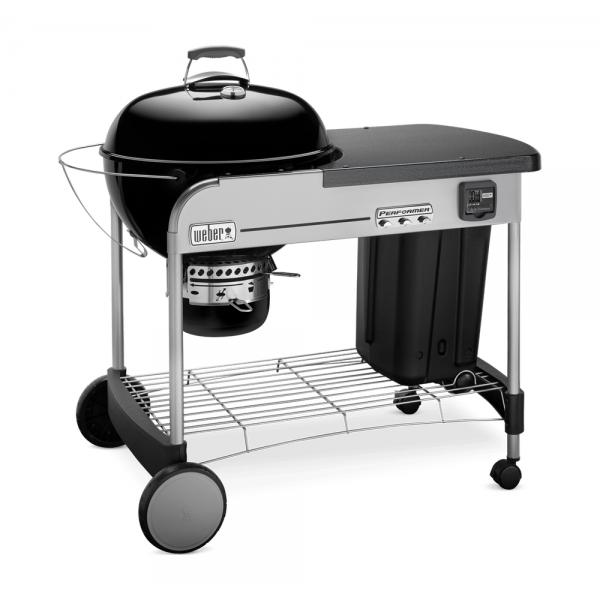 Weber Performer® Premium GBS, Ø 57 cm, Black