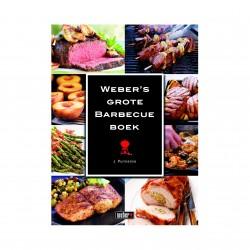 Receptenboek Weber Het Grote Barbecue Boek (NL)