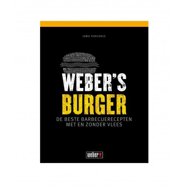 Weber® Receptenboek: Weber's Burger (NL)