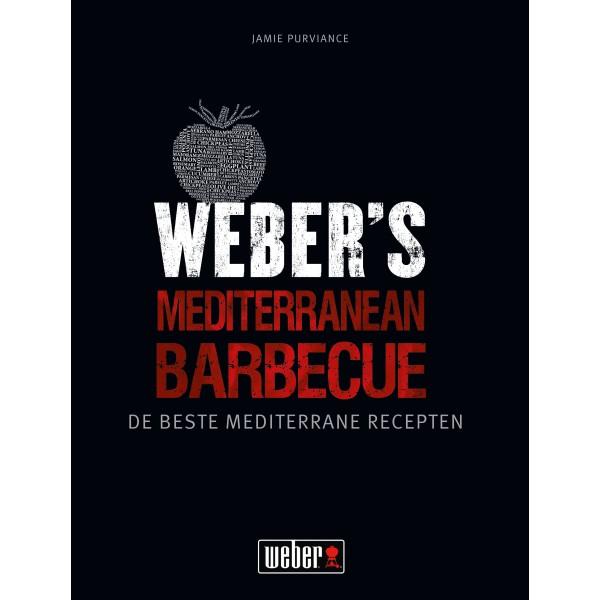 Weber® Receptenboek: Weber's Mediterranean Barbecue (NL)