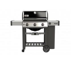 Genesis II E-310 GBS Gasbarbecue Zwart Weber