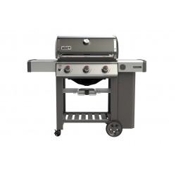 Genesis II E-310 GBS Gasbarbecue Smoke Grey