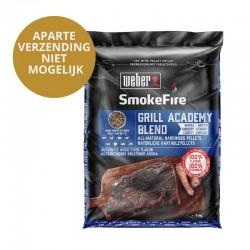 Weber Wood pellets Grill Academy Blend 9kg