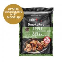 Weber Wood pellets Apple 9kg
