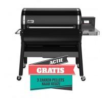 Weber Smoke Fire 36' EX6 met 3 gratis zakken pellets