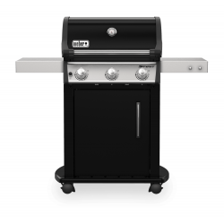 E-315 Spirit Gasbarbecue Black  Weber