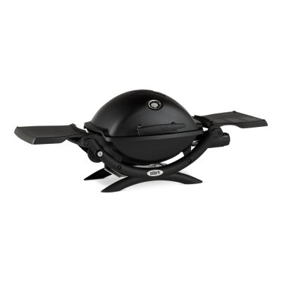 Q 1200 Gasbarbecue zwart  Weber