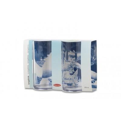 Longdrinkglas set van 2 stuks  Mepal