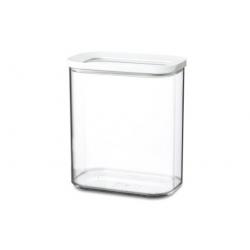 Bewaardoos Modula 1500 ml - Wit